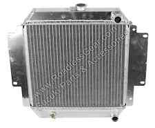 Suzuki Samurai All Aluminum Radiator - 2 Row - in stock in USA!