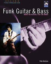 Funk Guitar & Bass: Know the Players, Play the Music (Fretmaster)