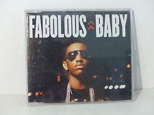 CD 2 titres PROMO FABOLOUS BABY Feat MIKE SHOREY PRO15229