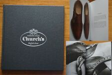 Church 's Churchs Crown Collection Mens Shoes Footwear H/Bck Catalogue Brochure