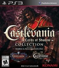 Castlevania Lords of Shadow Collection (PlayStation 3, PS3) - Brand New
