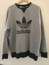 Adidas Street Sweatshirt Grey Large