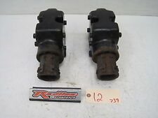 "Mercruiser 4.3-7.4 Exhaust Manifold 4"" 7°"