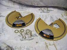 85 GOLDWING GL1200 LTD Limited Edition FRONT ROTOR COVERS RIGHT LEFT 86 87