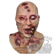 Popular Halloween One Eye Decay Zombie with Chest Horror Latex Party Prop Mask