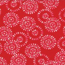 Surrounded By Love by Deb Strain for Moda - Heart Red Fireworks