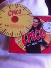Chico - It's Chico Time - CD Single