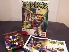 Lego Magikus Incomplete Set Game for parts 3836 enough parts for 3 players