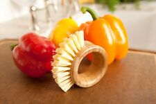 Full Circle The Ring Vegetable Brush, Bamboo, FC09106 veggie kitchen gadgets