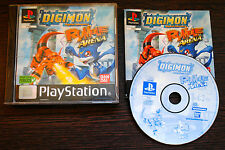 Jeu DIGIMON RUMBLE ARENA Complet sur Playstation 1 PS1 (one)