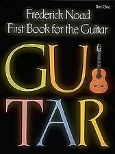 First Book For The Guitar: Part One. Partitions pour Guitare by