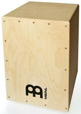 Meinl Headliner Birch Cajon w/ Dual Snares - Natural Finish (HCAJ100NT)