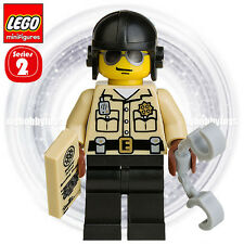 LEGO 8684 Minifigures Series 2 - No.6 Traffic Cop