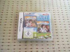2 in 1 Meine Tierpension 2 + Tierarztpraxis Einsatz auf dem Land für Nintendo DS