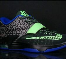 Nike Air KD 7 Basketball Sneaker Glow Eel FlyWire Kevin Durant Athletic Shoes 13