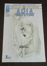 ARIA (deutsch) # 1 TURNER-VARIANT - COMIC ACTION 1999 - GENERATION COMICS - TOP