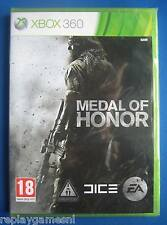 ★☆☆ XBOX 360 - Medal of Honor / NEW - SEALED ☆☆★