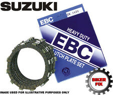 SUZUKI GS 125 Z/D/ESD-ESZ 82-00 EBC Heavy Duty Clutch Plate Kit CK3318
