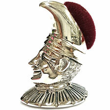 VICTORIAN STYLE JESTER PUNCH PIN CUSHION 925 SOLID SILVER HALLMARKED