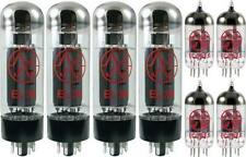JJ Tesla Premium Tube Complement Set for Marshall JCM 2000 TSL 100 JVM 410