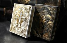 Dominus 2 Deck Set Obscura Divinus Playing Cards Poker Size NPCC Custom Limited
