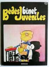 CHRISTIAN BINET Bédés juvéniles (avant Kador et les Bidochon) Ed Bédérama 1983