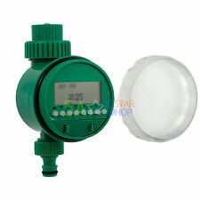 Automatic Electronic Water Sprinkler Control Irrigation Timer Garden System UK