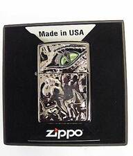 Zippo® Krokodil Auge Crocodile Eye Kroko Box Choice Limited Edition New  Neu OVP