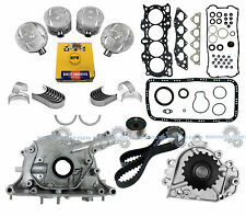 NEW 97-98 HONDA CR-V 2.0L DOHC 16V B20B4 COMPLETE MASTER ENGINE REBUILD KIT