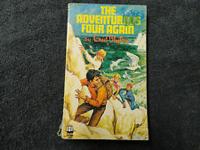 THE ADVENTUROUS FOUR AGAIN  BY  ENID BLYTON( PB BOOK )**