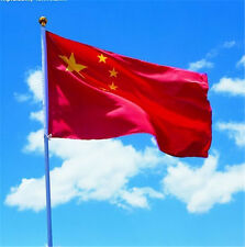 New 3'x5' Large Chinese Flag Polyester the China National Banner
