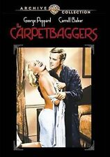 WB Archive Collector's Edition Of The CARPETBAGGERS SUPENSE (DVD/1963) and DRAMA