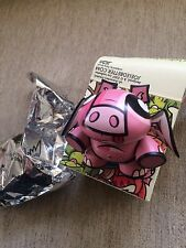 Joe Ledbetter Finders Keepers Flying Holiday Pig CHASE 1/300 Kidrobot Dunny
