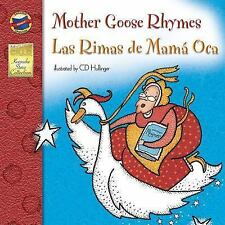 Mother Goose Rhymes, Grades PK - 3: Las Rimas de Mama Oca (Keepsake St-ExLibrary