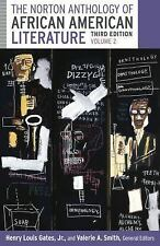 The Norton Anthology of African American Literature (2014, Paperback)