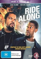 Ride Along (R4 DVD/UV) [Region 4] - BRAND NEW & SEALED Free Shipping BEST PRICE!