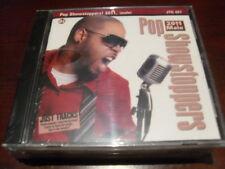 JUST TRACKS KARAOKE DISC JTG401 POP SHOWSTOPPERS 2011 MALE CD 10 TRACKS