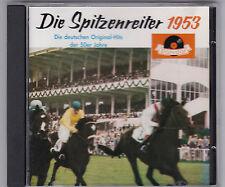 DIE SPITZENREITER 1953 CD ALBUM POLYDOR VARIOUS ARTISTS 18 TITEL