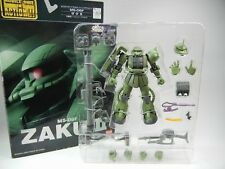 """Extended Mobile Suit In Action!! MSIA """"MS-06F ZAKUⅡ"""" Figure EMSIA MIA BANDAI"""