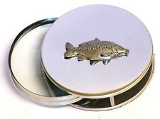 Mirror Carp Magnifying Reading Glass Desktop Office Coarse Fishing Gift