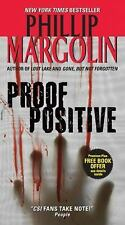 * NEW * Proof Positive by Phillip Margolin - Amanda Jaffe Series #4 / Paperback