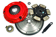 KUPP RACING STAGE 3 CLUTCH KIT+FLYWHEEL 3000GT SL STEALTH ES R/T 3.0L NON-TURBO