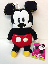 "Disney MIckey Mouse Modern 12"" Pook A Looz Stuffed Plush New with Tags by Dream"