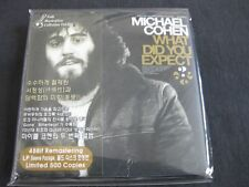 MICHAEL COHEN, What did you expect, KOREA CD Mini-LP, Sail Music, Folk (1973)