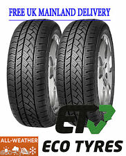 2X Tyres 235 45 R17 97W XL House Brand All weather All season M+S Winter/Summer