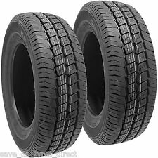 2 1957015 Budget 195 70 15 Van Commercial NEW Tyres x2 Two 102/104 195/70