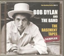 "BOB DYLAN ""The Bootleg Series Vol. 11 The Basement Tapes Sampler"" CD Promo"