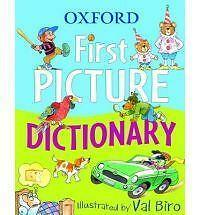 Oxford First Picture Dictionary by Oxford University Press (Paperback, 2010)