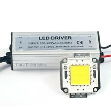 30W Warm White High Power LED Lamp Panel 30W High Power LED Driver AC85-265V
