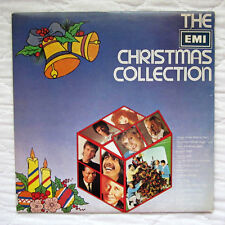 The EMI Christmas Collection lp,RARE,MADE KOREA,JOHN LENNON,GEORGE HARRISON, + !